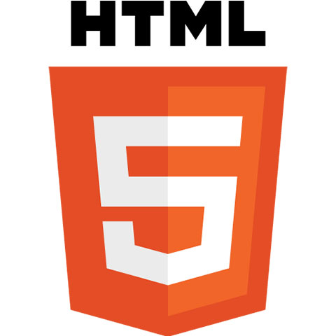 Logo officiel HTML5